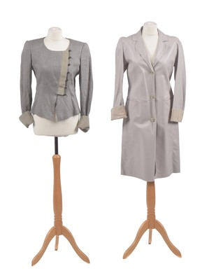 Lot 111 - Two jackets by Armani