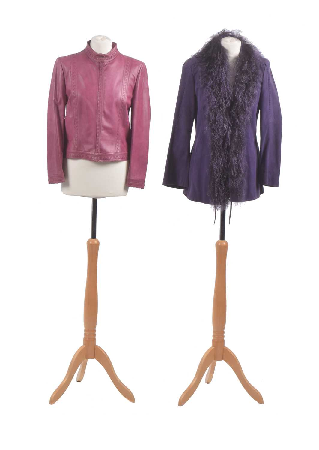 Lot Two jackets by Laurel
