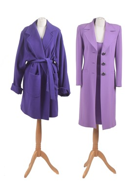 Lot 99 - Two designer coats
