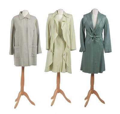 Lot 77 - Three designer coats
