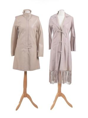 Lot 20 - Two designer coats