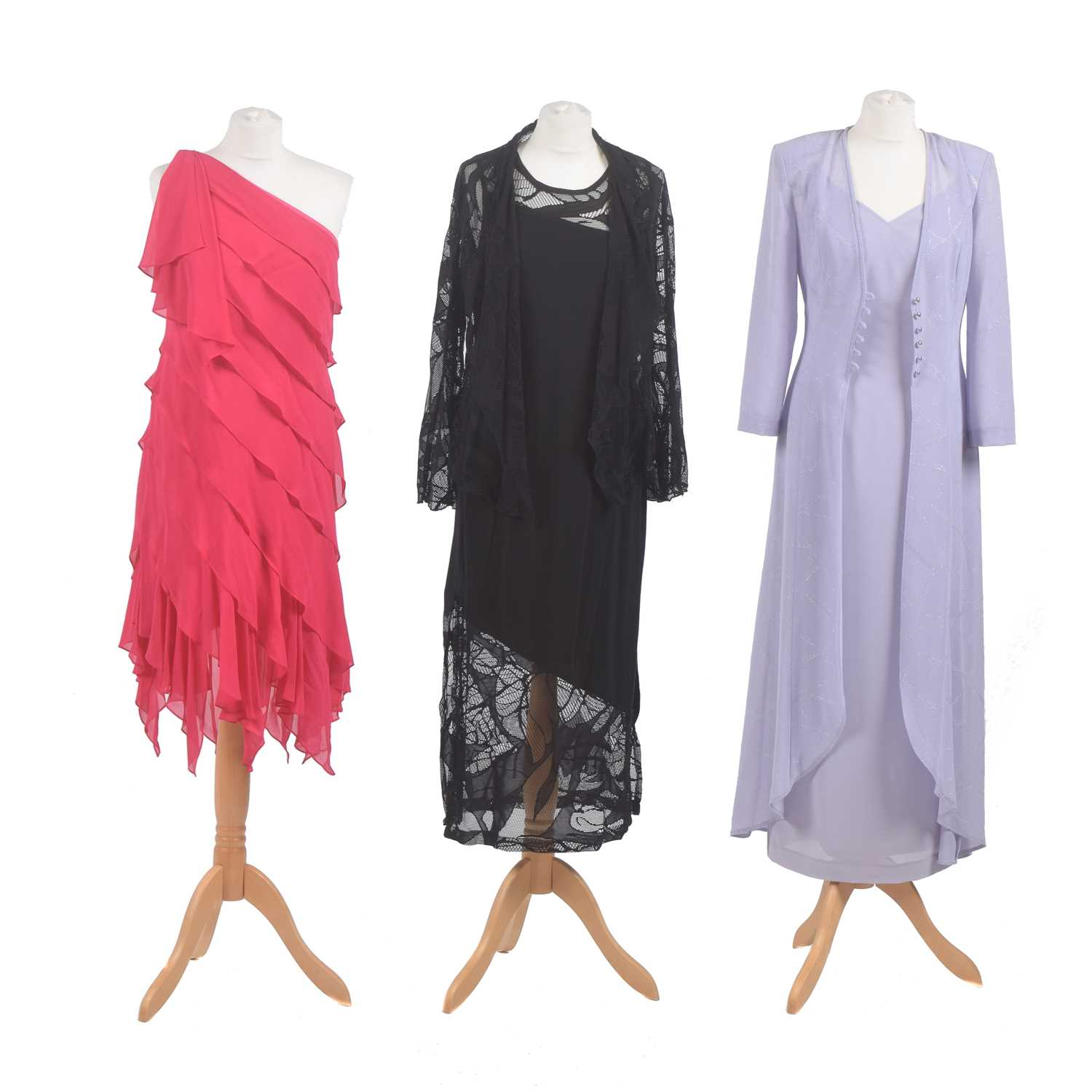Lot 21 - A selection of  evening wear by Joseph Ribkoff