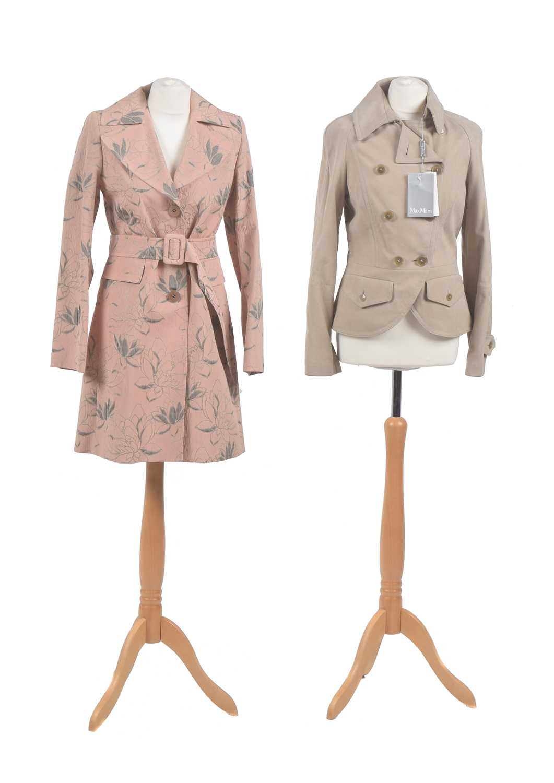 Lot 13 - Two designer jackets