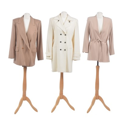 Lot 4 - Three designer jackets