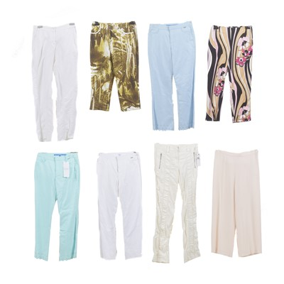 Lot 90 - A selection of designer trousers