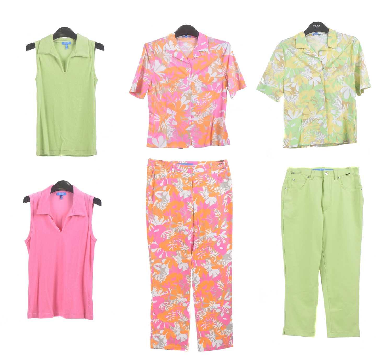 Lot 7 - A selection of Escada sport clothes