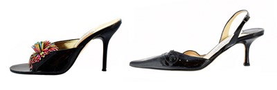 Lot Two pairs of designer heels