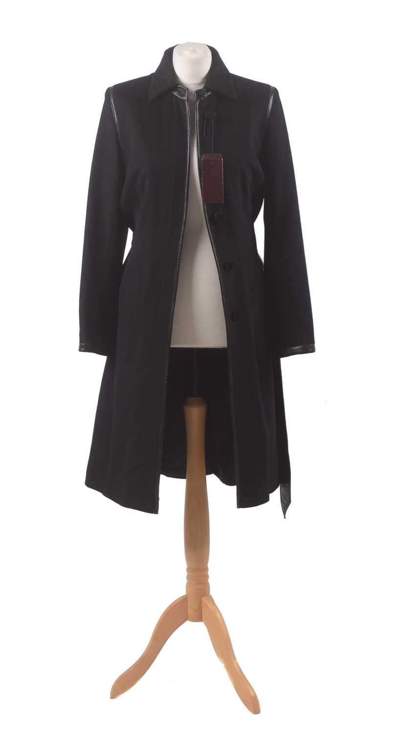 Lot 154 - A coat by Mulberry