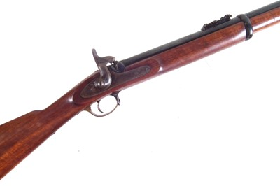 Lot 94 - Parker Hale two band .577 shotgun serial number S 1230