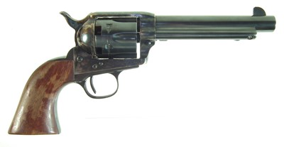 Lot 16-Uberti .44 cattleman black powder muzzle loading revolver, serial number U42296