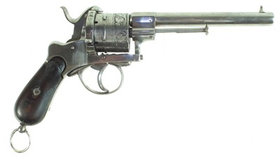 Lot 3-11mm pinfire revolver