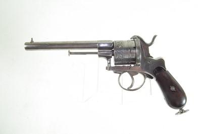 Lot 3-11mm pinfire revolver