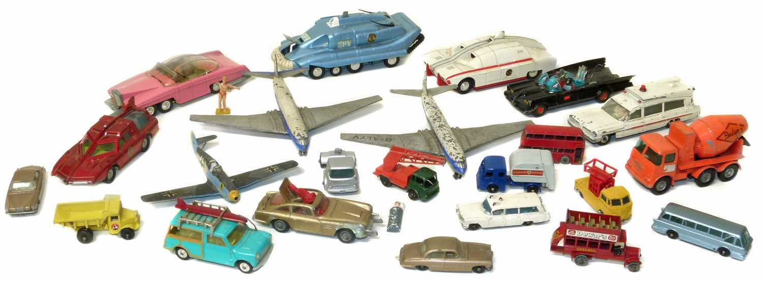 Lot 5-A collection of toys to include