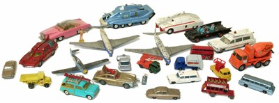 Lot 5 - A collection of toys to include