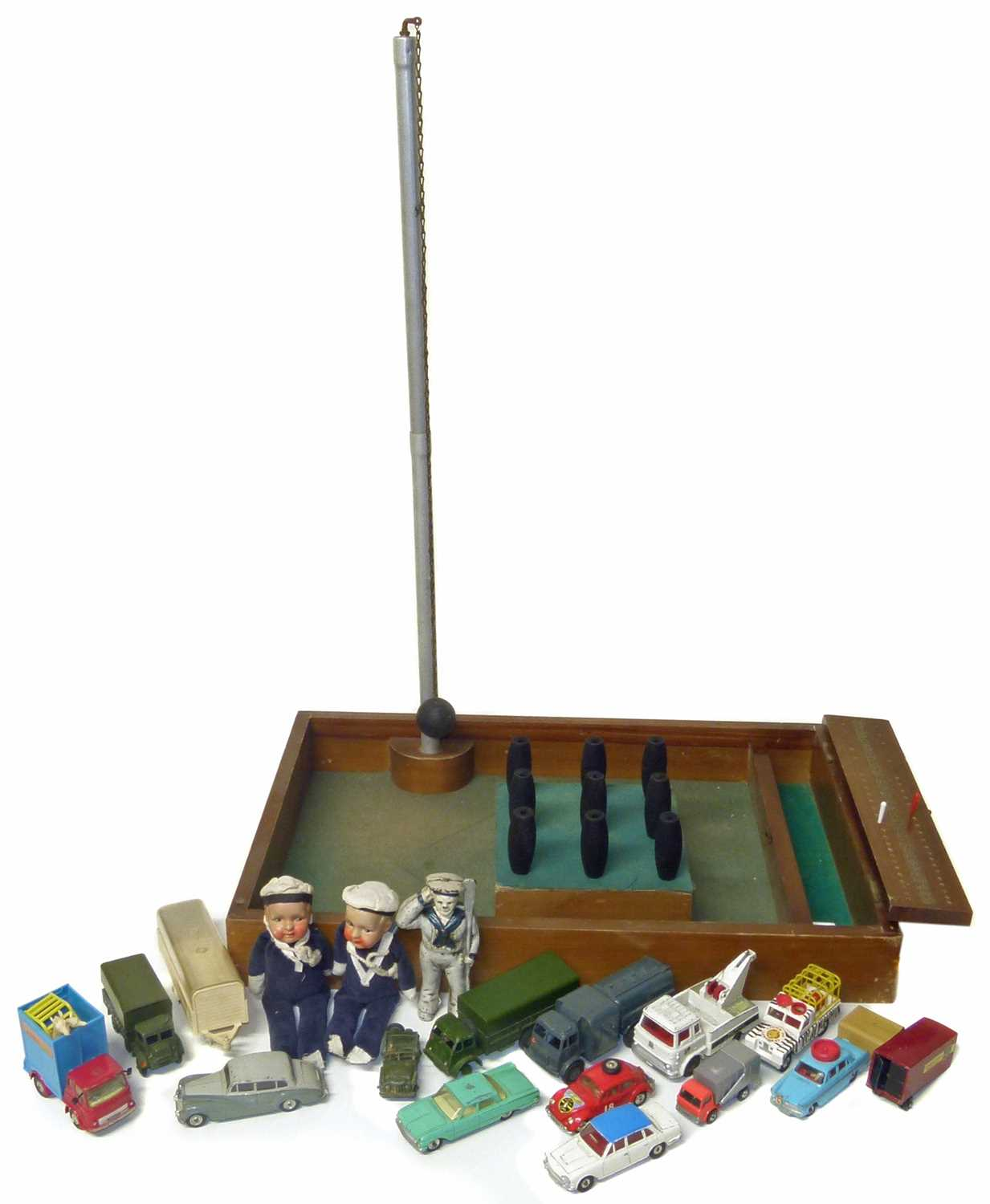 Lot 23-Collection of toys to include
