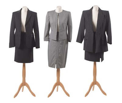 Lot 112 - Three designer suits