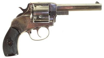 Lot 15-Ivor Johnson American Bulldog second model revolver