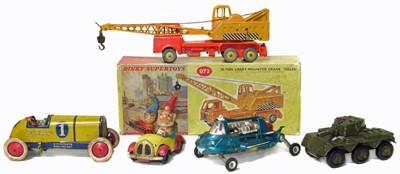 Lot 20-Dinky 20-Ton Lorry boxed etc.