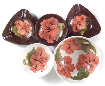Lot 195 - Collection of Moorcroft.