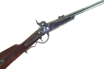 Lot 32-Erma .54 bore Gallagher carbine