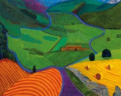 Lot 50 - David Hockney R.A. (British 1937-)