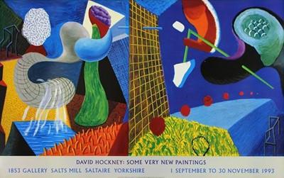 Lot 51 - David Hockney R.A. (British 1937-)