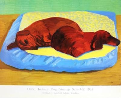 Lot 52 - David Hockney R.A. (British 1937-)