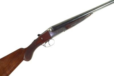 Lot 83 - T. Wild 12 bore side by side shotgun