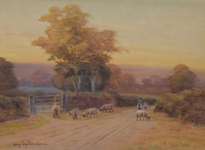 Lot 23 - George Oyston (British 1861-1937)