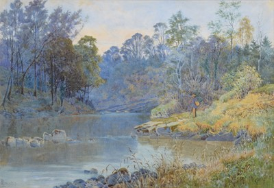 Lot 30 - Charles L. Saunders (British 1855-1915)