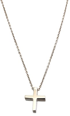 Lot 10 - A cross pendant by Canturi