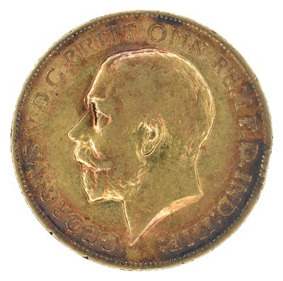 Lot 79 - King George V, Sovereign, 1912.