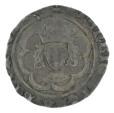 Lot 5 - Henry VII, Halfgroat, Canterbury