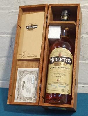 Lot 52 - 1 bottle Midleton Very Rare Irish Whiskey 1998