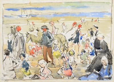 Lot 54 - Richard Edward Clarke (British 1878-1954)