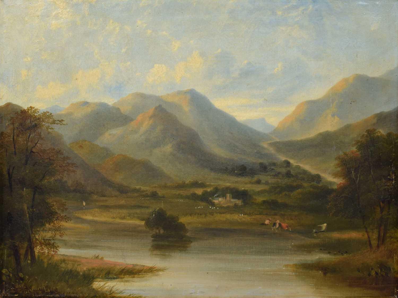 Lot 27 - Benjamin Callow (British active from 1851-1869)