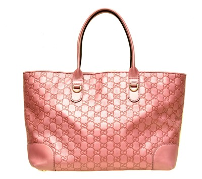 Lot 96 - A Gucci 'Hearbit' Tote Bag