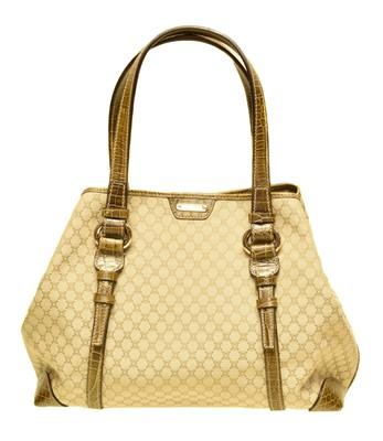Lot 65 - A Celine Logo Shoulder Bag