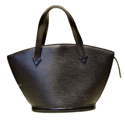 Lot 142 - A Louis Vuitton Epi St-Jacques PM shoulder bag