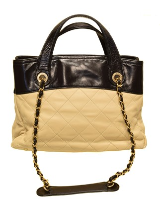 Lot 17 - A Chanel In The Mix Shoulder Bag