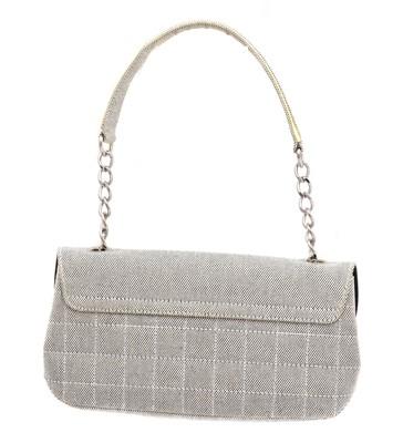 Lot 69 - A Chanel Camelia No. 5 Flap Bag