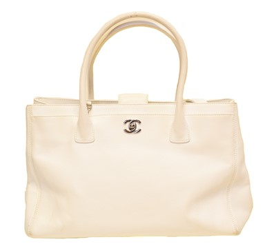 Lot 3 - A Chanel Cerf Tote Shoulder Bag
