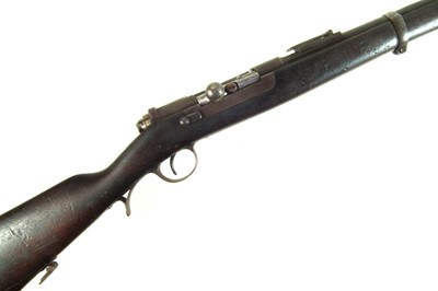 Lot M1886 Kropatschek Short Rifle