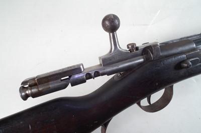 Lot M1886 Kropatschek Short Rifle