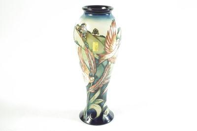 Lot 139 - Moorcroft vase by Philip Gibson