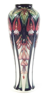 Lot 204 - Moorcroft vase by Rachael Bishop