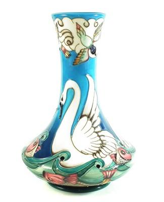 Lot 178 - Moorcroft vase designed by Beverley Wilkes