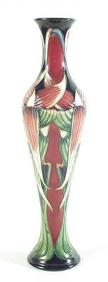 Lot 179 - Moorcroft vase designed by Philip Gibson