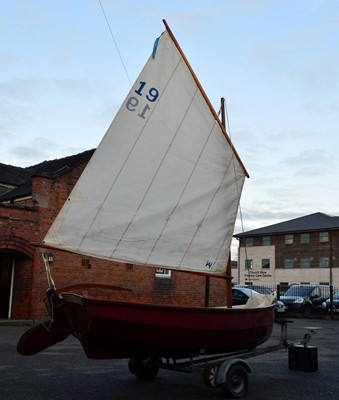 Lot 142 - Bridgend Boat Co. Day Boat