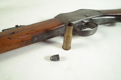 Lot Martini Henry Carbine